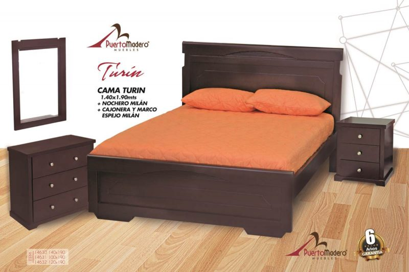 Cama Turin